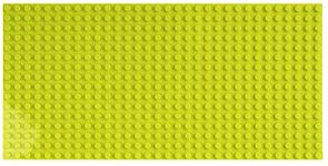Лего-пластина 12 x 25 см