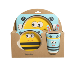 Бамбуковая посуда Пчела купить