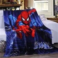 купить в москве Детский плед с Человеком пауком (Spiderman)