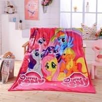 Детский плед My little pony(мой маленький пони) купить в москве