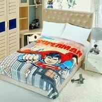 купить в москве детский плед Супермен Superman