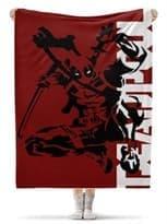 купить в москве Детский плед дедпул (Deadpool)