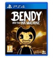 Диск с игрой Бенди и чернильница для PS4
