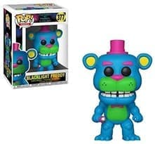 Неоновый Фредди Blacklight Freddy Funko Pop