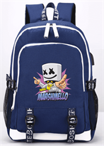 Рюкзак с Маршмеллоу Fortnite (синий) купить