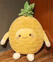 Плюшевая игрушка ананас 30 см купить