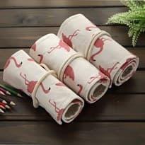 Пенал для карандашей Фламинго купить