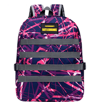 Рюкзак PUBG (фиолетовый) купить