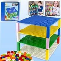 купить в москве стол для игры в конструктор Лего