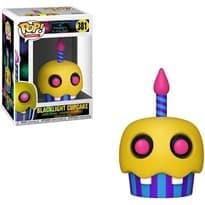 Фигурка Черный Капкейк (Five Nights at Freddy's Blacklight Cupcake Pop) №381 купить