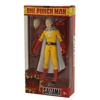 Подвижная фигурка Сайтама (One Punch Man Saitama) 18 см купить