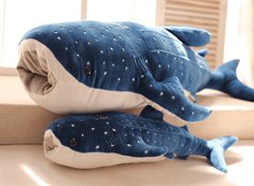 Плюшевая Китовая акула купить