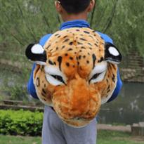 Заказать рюкзак голова леопарда