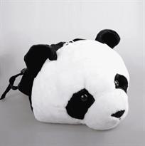 Купить рюкзак с пандой школьный