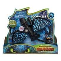 """Интерактивная игрушка """"Беззубик с огнями и звуками"""" (Toothless Deluxe Dragon with Lights and Sounds) из мультфильма Как приручить дракона купить"""