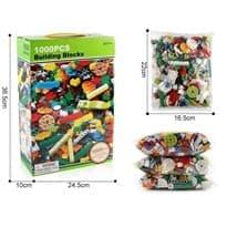 купить в москве Детали для лего (1000 деталей)