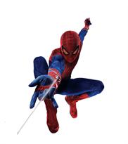Купить наклейку на авто марвел Человек паук