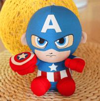 Купить плюшевая игрушка Капитан Америка Marvel