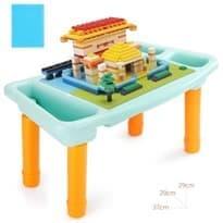 Игровой столик для Лего с конструктором купить в москве