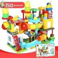 Конструктор на пластине для лего (150 деталей) купить в москве