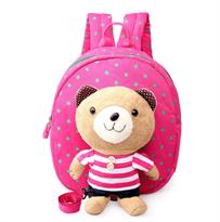 Мини рюкзак мишка розовый купить с доставкой