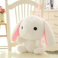 Рюкзак-игрушка Кролик (Цвет Белый) купить