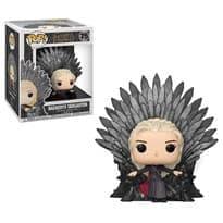 Фигурка Дейнерис на железном троне (Daenerys Sitting on Throne) из сериала Игра Престолов № 75 купить
