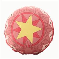 Купить аниме подушку Сакура собирательница карт розовая звезда