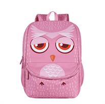 Заказать розовый рюкзак сова с доставкой