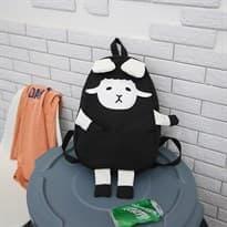 Рюкзак Овечка с ушками (Цвет Черный)