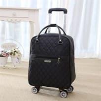 Стильный рюкзак на колесах (Цвет Черный) купить