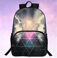Купить школьный рюкзак галактика