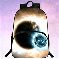 Купить школьный рюкзак космос планеты в Москве