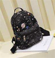 Рюкзак женский космос звезды купить в Москве