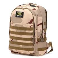 Рюкзак PUBG (Цвет Песчаный камуфляж) 45см купить