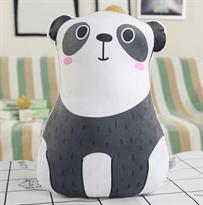 Купить мягкую игрушку подушку панда в Москве