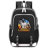 Рюкзак PUBG (Цвет Черный) 44см купить