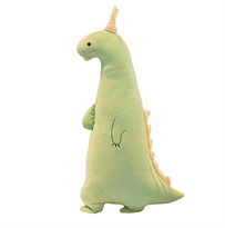 Купить мягкую игрушку подушку динозавр в Москве