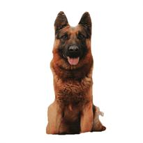 Купить мягкую подушку собака в Москве овчарка