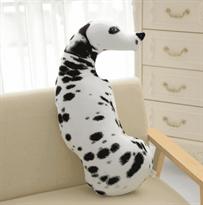 Купить мягкую подушку собака в Москве далматинец