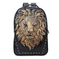 Рюкзак Лев (Цвет Золотой) купить