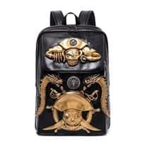Рюкзак Пират (Цвет Золото) купить