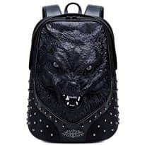 Рюкзак Волк (Цвет Черный) купить