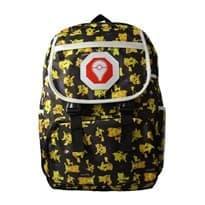 Рюкзак с изображениями Пикачу (Цвет Черный) купить Москва