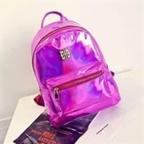 Рюкзак голографический (Цвет Розовый) купить Москва