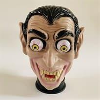 Маска Дракула с выпадающими глазами купить