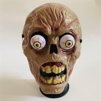 Маска Зомби с выпадающими глазами купить