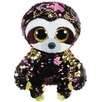 Мягкая игрушка ленивец с пайетками купить в Москве