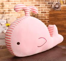 Купить игрушку подушку кит в Москве недорого