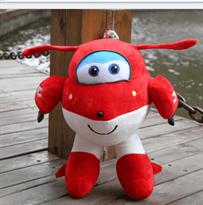 Купить мягкую игрушку самолет Джетт Супер Крылья в Москве